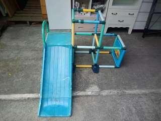 Shinkansen Kiddie Slide ⛩️⛩️⛩️
