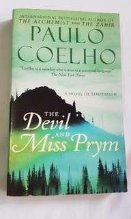 Book - the Devil and Miss Prym by Paulo Coelho