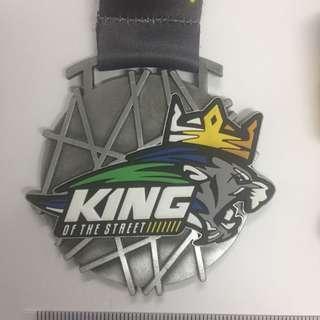 Medal - Virtual Run 77km