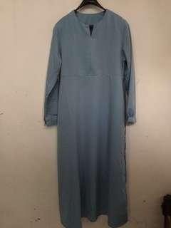 light blue dress - simply of agea