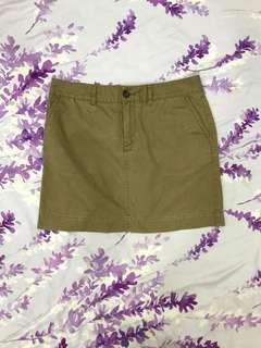 Uniqlo Brown Skirt