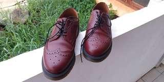 Dr Martens 3989 Red Cherry