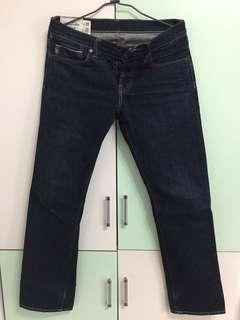 A&F jeans 牛仔褲