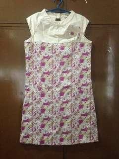 Juana Floral Dress