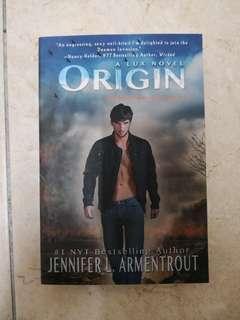 Origin Jennifer L. Armentrout