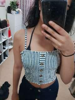 Stripes Crop top