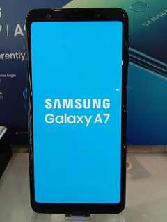 Samsung Galaxy A7 2018, Cicilan Bisa 0%