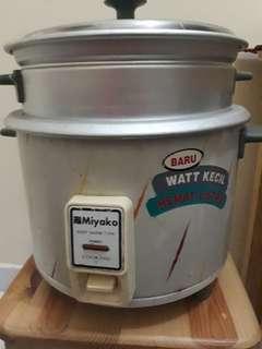 Rice Cooker Miyako