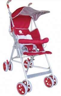 Holy baby 嬰兒推車 幼兒推車 娃娃推車 可遮陽