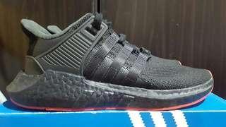 LAST PAIR Adidas EQT Boost 93 17 Mens Size 8 Red Carpet