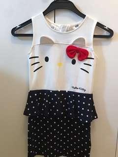 HelloKittyXH&M裙