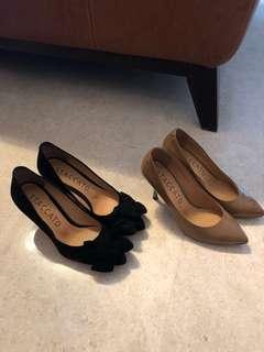Staccato heels ( pending)