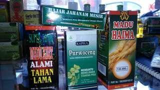 Herbal khusus stamina pria