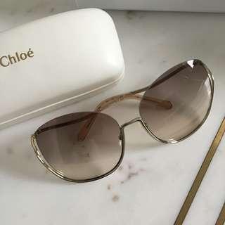 Chloe Milla Oversized Sunglasses