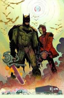 DC Comics: All Star Batman by Scott Snyder (Complete)