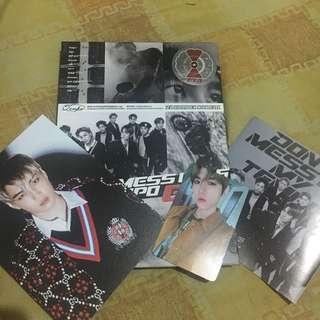 Photo Card Byun Baekhyun+Baekhyun Sign