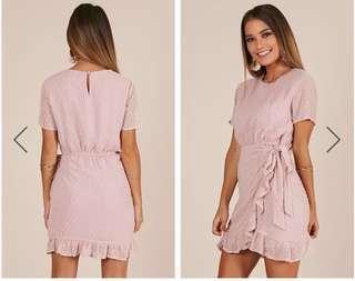 Showpo Pink Dress