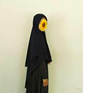 Jilbab Penguin Syari