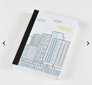 """Hobonichi Paper """"One Day"""" (for A6 Original sized Techo)"""