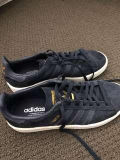 Adidas New Navy Shoes