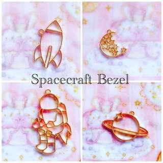 Spacecraft Bezels