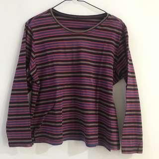 Stripe top (size s-m)