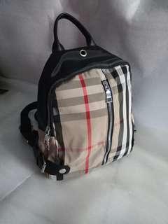 Ransel import/tas ransel/blackpack korea