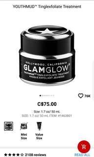 Glamglow Tinglexfoliate Treatment