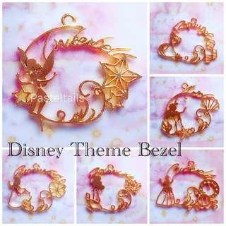 Disney Theme Bezels