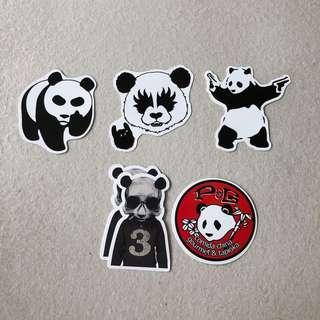 Random stickers