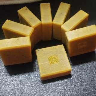 左手香魚腥草手工皂(無香)~喜羊羊工作坊