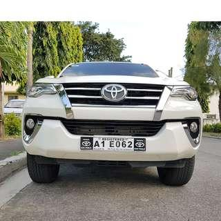 Toyota Fortuner 2018 G Automatic Diesel