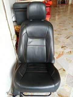Toyota Vios NCP93 2008 Driver Seat