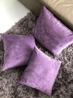Cushions -Set of 3