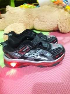 Original skechers kids ( blink lights shoes)