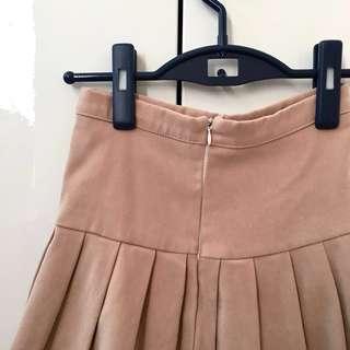 aa inspired tennis skirt