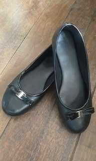 Black Ballet Flats (Marikina made)