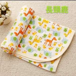 嬰兒包巾$ 80 兩條