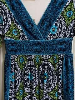 London Times kimono dress