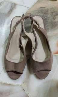 Vincci Nude Color shoes
