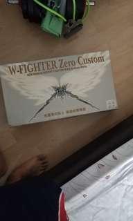 Gundam W-Fighter Zero Custom