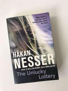 Hakan Nesser The Unlucky Lottery