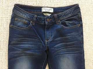 Brand new Abercrombie & Fitch jeans size 27