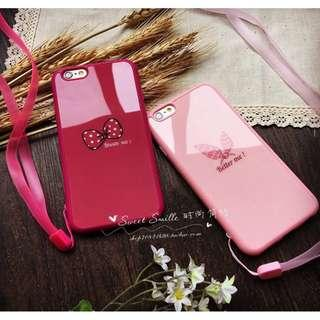 Very high quality cases!! Mirror case and jelly case