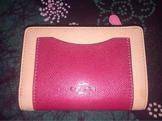 Super Sale: coach bi-fold wallet