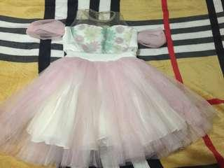 Baby fashionistas party dress