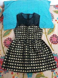 Thailand inspired dress