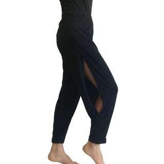 Yoga Split Side Pants