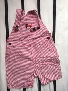 PRELOVED Carters Baby Overall
