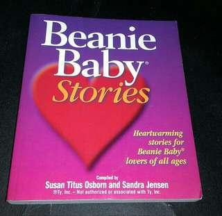 BEANIE BABY STORIES BOOK